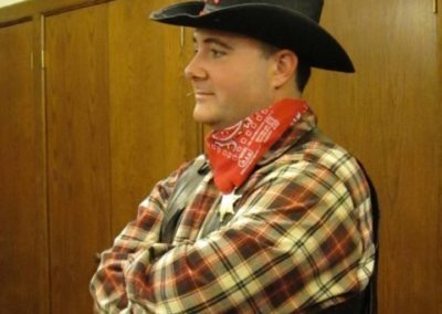 first cowboy